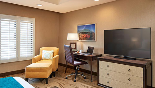 View our brand new guest rooms