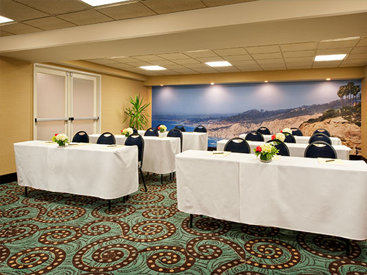 image of hotel meeting space